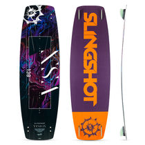 Twin-tip kiteboard / freeride / freestyle / wakestyle