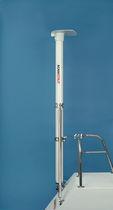 Radar antenna mount / Satcom / aluminum