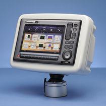 Waterproof navigation instrument pod mount