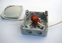 Electric junction box / for boats
