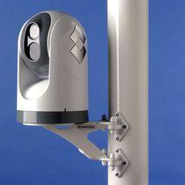 Boat video camera mount / night vision