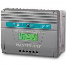 Charge regulator / boat battery