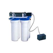 Ship fresh water sterilizer / silver ion