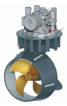 Ship thruster / azimuth / hybrid