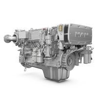 Diesel ship engine / common-rail