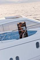 Inboard express cruiser / IPS POD / hard-top / sport