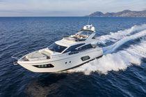 Cruising motor yacht / flybridge / IPS POD / planing hull