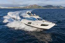 Cruising motor yacht / flybridge / IPS POD / displacement