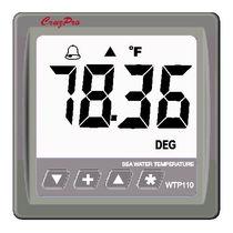 Boat indicator / water temperature / digital / NMEA 2000®