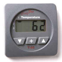 Digital thermometer / 3-zone