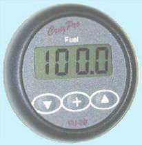 Boat indicator / level / digital / fuel tank