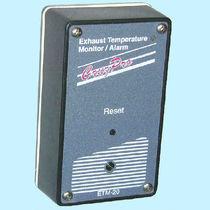 Boat alarm / exhaust temperature / engine
