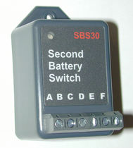 Automatic battery switch