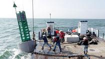 Marine radar transponder / Racon