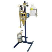 Gelcoat spraying machine / shipyard