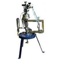 Gelcoat spraying machine / low-volume / shipyard