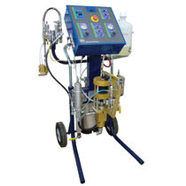 Vacuum infusion injection machine / for RTM / shipyard