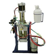 Vacuum infusion injection machine / shipyard