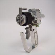 Chop gun / gelcoat spray / shipyard / external mixing