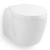 Marine toilet / with macerator / hanging / ceramic