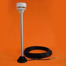 Anemometer sensor / wind vane / for boats / for ships