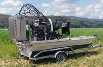 Personal airboat