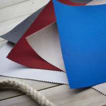 Cover fabric for marine upholstery / for shade covers / Bimini top / acrylic fabric