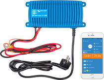 Battery charger / marine / smart / waterproof