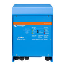 Voltage inverter-charger / DC / AC / marine