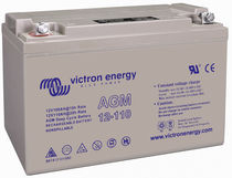 12V marine battery / AGM / gel