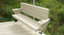 Dock bench / 3-seater