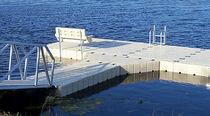 Dock bench