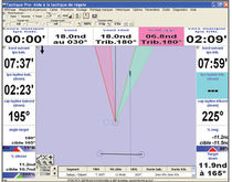 Navigation software / for sailboats
