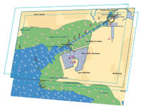 Digital nautical chart