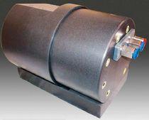 Canting keel hydraulic system