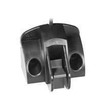Sonar acoustic transducer / transom-mount / for boats