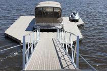 Dock gangways / aluminum