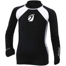 Long-sleeve lycra top / child's