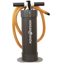 Piston air pump