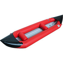 Multi-use canoe / inflatable / 2-seater / hypalon