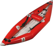 Sit-on-top kayak / inflatable / whitewater / solo