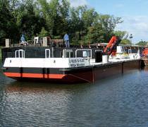 Harbor fender / pier / panel / UHMW-PE