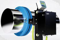 Ship torque meter / for propeller shafts