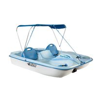 5-seater pedal boat