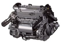 Inboard engine / diesel / mechanical fuel injection / turbocharged