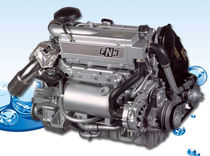 Inboard engine / diesel / turbocharged / mechanical fuel injection