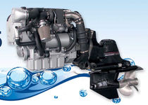 Inboard engine / diesel / common-rail / direct fuel injection