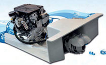 Inboard engine / diesel / direct fuel injection / common-rail