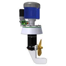 Electric saildrive motor