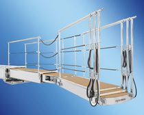 Boat gangways / for yachts / rotary / telescopic